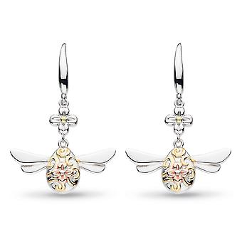 Kit Heath Blossom Flyte Queen Bee Drop Boucles d'oreilles 60342GRG