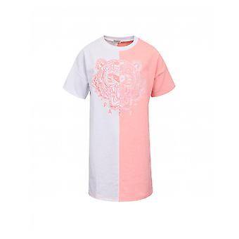 Kenzo Kids Colour Block Iconic Dress