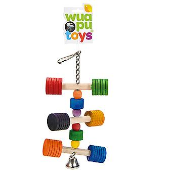 Wuapu Toy Cotorra SY2186 (Ptaki , Zabawki)