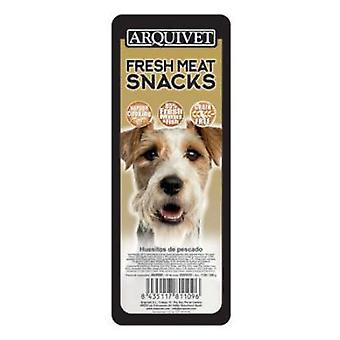 Arquivet Fresh Meat Dog Snacks Fish Bites 300 g (Dogs , Treats , Chewy and Softer Treats)