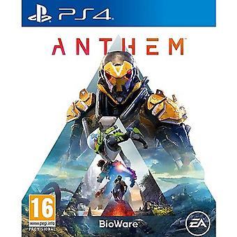 Electronic Arts Anthem PS4 Game