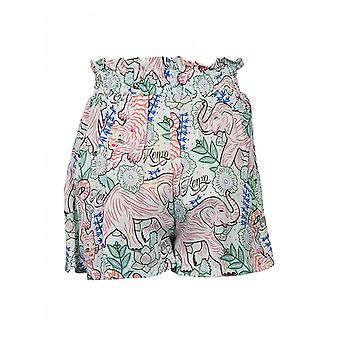 Kenzo Kids Jungle Print Skirt
