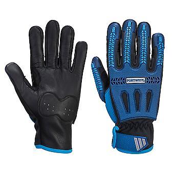 sUw - 1 Pair Pack Impact VHR Cut Resist Hand Protection Glove
