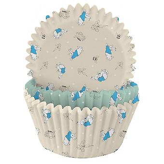Peter Rabbit™ Cupcake Cases -Paper Party Cake Decoration x75