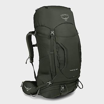 Nya Fiskgjuse Kestrel lätt vandring 68L ryggsäck (liten) grön