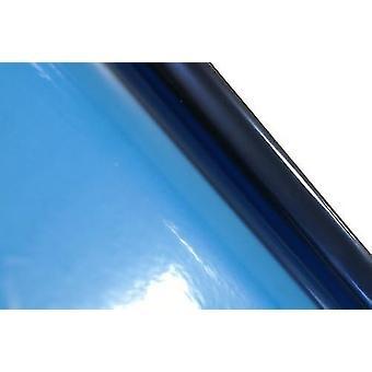 Haza Cellophane foil navy blue 70x500cm