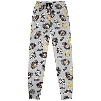 Marvel Avengers Official Gift Mens Lounge Pants Pyjama Bottoms