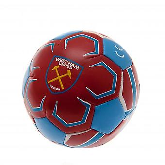 West Ham United 4 inch Soft Ball