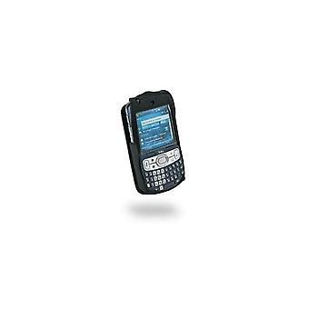 Funda de cuero Azura Lambskin para Palm Treo 800w - Negro