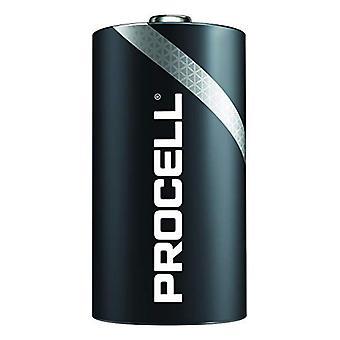Alkaline Battery DURACELL DURPROLR20C10 LR20 1.5 V (10 uds)