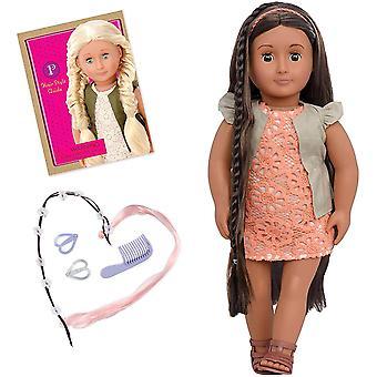 Nuestra generación Flora - Del cabello a allí muñeca