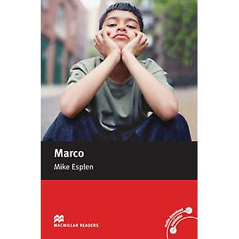 Macmillan Readers Marco Beginner without CD by Mike Esplen