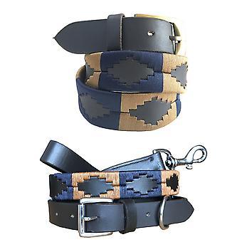 Carlos diaz polo cintura collare cane e set di piombo fascio cdpbhk67 & cdhkplc67
