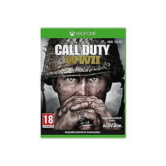 Call of Duty Call Of Duty WWII Xbox One