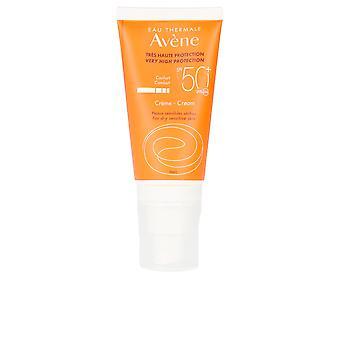 Avène Solaire Haute Protection Crème Spf50+ 50 Ml Unisex