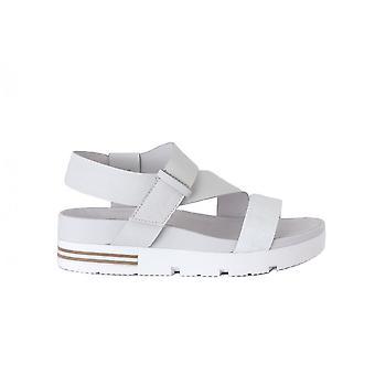 Tosca Blu Sandano Bianco Zeppa 16175S329 chaussures universelles pour femmes d'été
