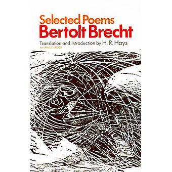 Selected Poems by Deceased Bertolt Brecht - 9780156806466 Book