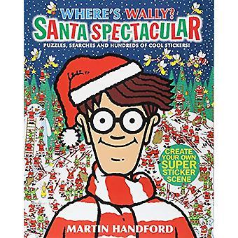 Where's Wally? Santa Spectacular by Martin Handford - 9781406378634 B