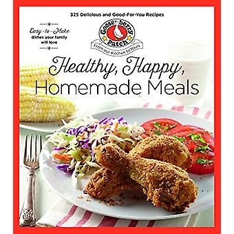 Healthy - Happy - Homemade Meals by Gooseberry Patch - 9781620932926