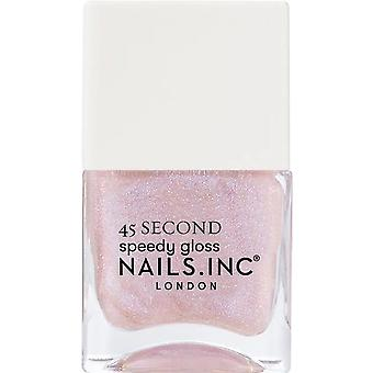 Nails inc 45 Second Speedy Gloss Nail Polish Collection - Starring In Soho 14ml