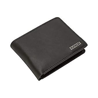 Hurley U O&O Leather Wallet - Men's Jackets - Black - 1SIZE