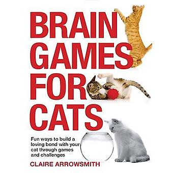 Brain Games for Cats - Fun Ways to Build a Loving Bond with Your Cat T