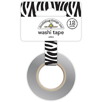 Doodlebug Washi Tape 15mmX12yd-seepra