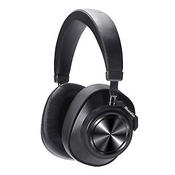 Bluedio T7 Wireless Headset Bluetooth Wireless Stereo Headphones Gaming Black