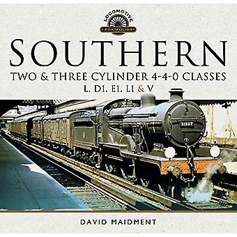 Southern - Two and Three Cylinder 4-4-0 Classes (L - D1 - E1 - L1 and