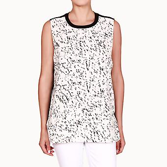 The Fifth Women's Stay With Me Printed Top With Big Arm Holes