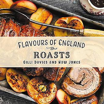 Flavours of England - Roasts by Huw Jones - 9781912654741 Book