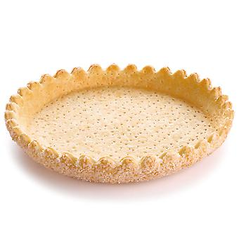 Pidy Sweet Puff Pastry Tarts with Sugar Crystals 23cm