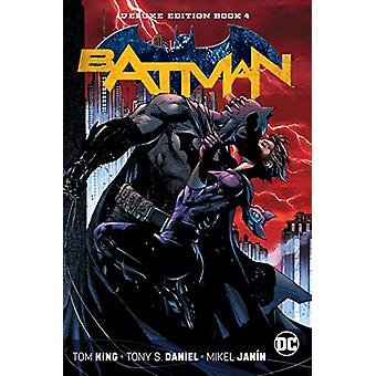 Batman - The Rebirth Deluxe Edition Book 4 by Tom King - 9781401291884