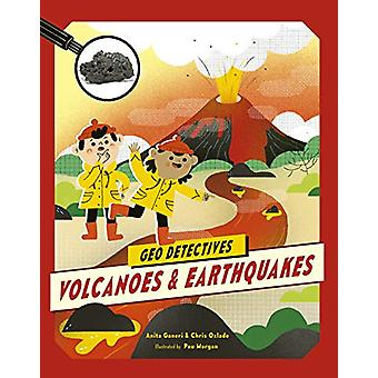 Volcanoes and Earthquakes by Chris Oxlade - 9780711244603 Book