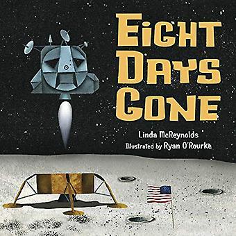 Eight Days Gone by Linda McReynolds - 9781570910241 Book
