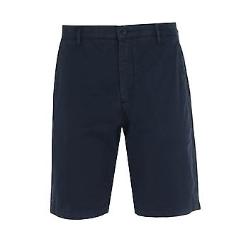 NN07 1004 Regular Fit Navy Crown Shorts