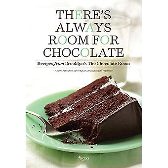 There's Always Room for Chocolate by Naomi Josepher - 9780789338143 B