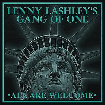 All Are Welcome [CD] USA import
