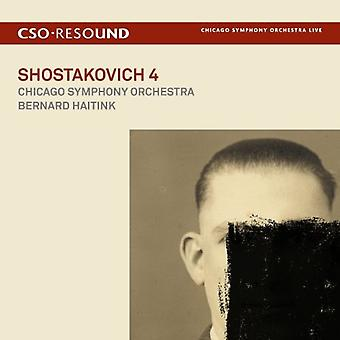 D. Shostakovich - Shostakovich: Symphony No. 4 [Includes Dvd] [CD] USA import