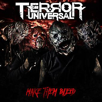 Terror Universal - Make Them Bleed [CD] USA import