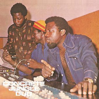 Concrete Jungle Dub / King Tubby & Riley All [CD] USA import