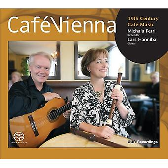 Giuliani/Carulli/Kuffner/Beethoven/Krahmer/Maysede - Caf  Vienna [SACD] USA import