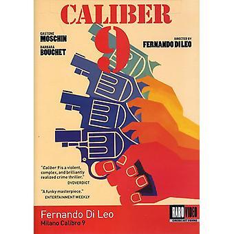 Caliber 9 [DVD] USA import
