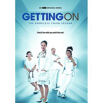 Getting on: The Complete Third Season [DVD] USA import