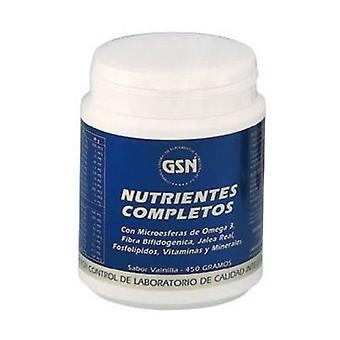Complete Nutrients (Vanilla Flavor) 450 g