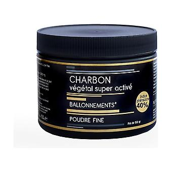 Super Activated Vegetable Charcoal - Powder 150 g