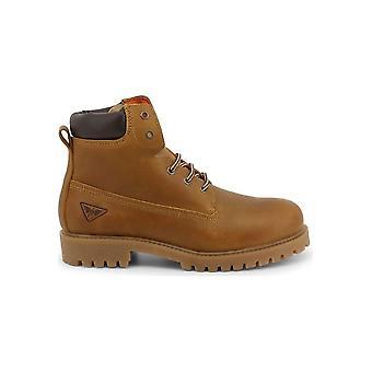 Docksteps - Shoes - Ankle boots - ROCCIA_6032_YELLOW - Men - goldenrod - EU 46
