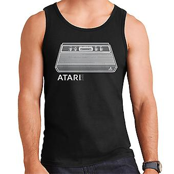 Atari 2600 Video Computer System Men's Vest