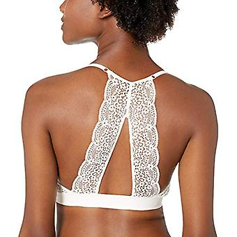 Brand - Mae Women's Galloon Lace Back Detail Bralette (voor A-C cups),I...