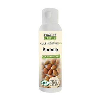 Karanja Deso Vegetable Oil 100 ml of essential oil
